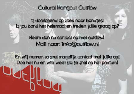 Cultural Hangout Outflow